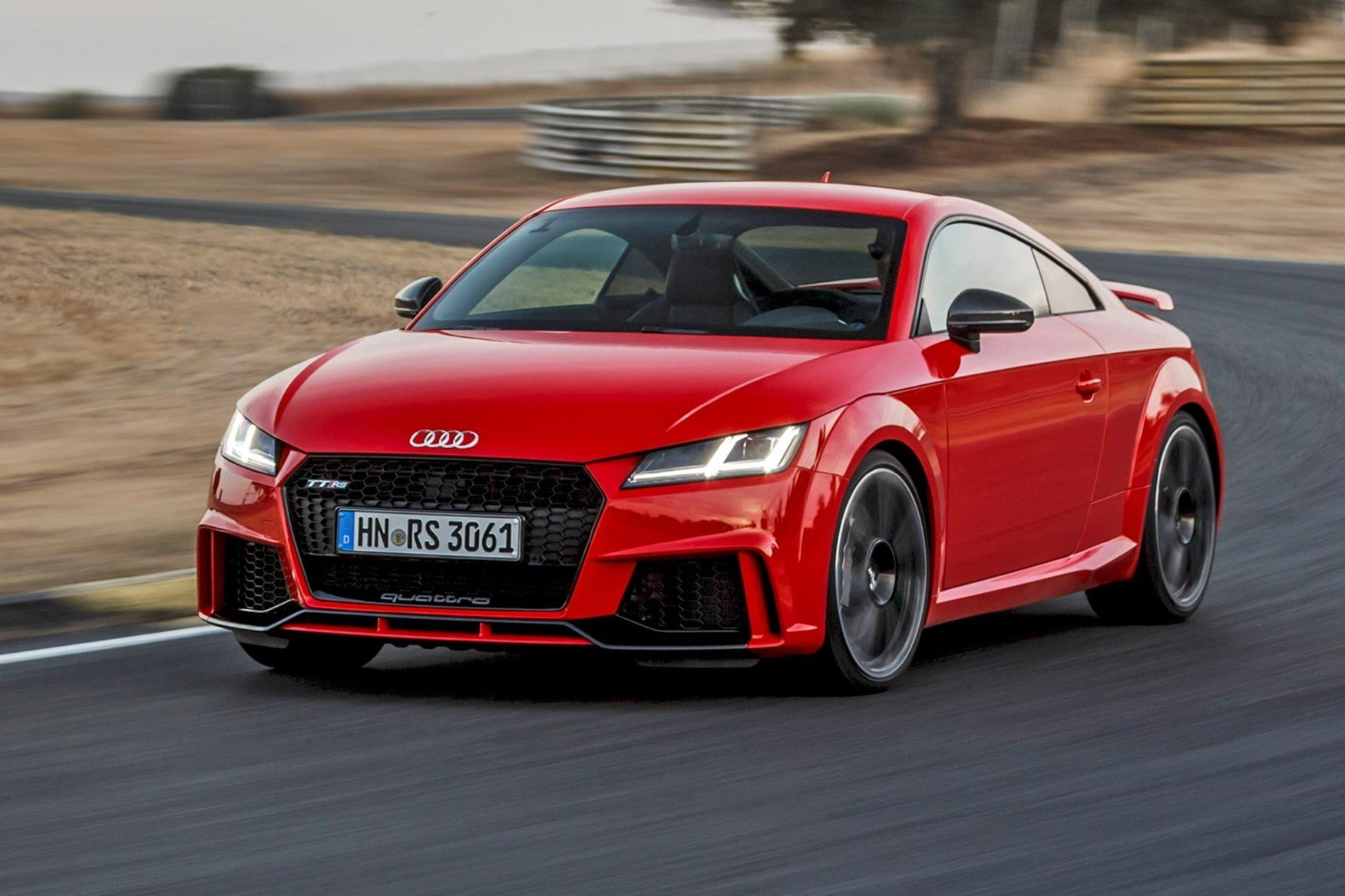 Latest Audi Tt Rs Coupe 2016 Review Car Magazine Free Download