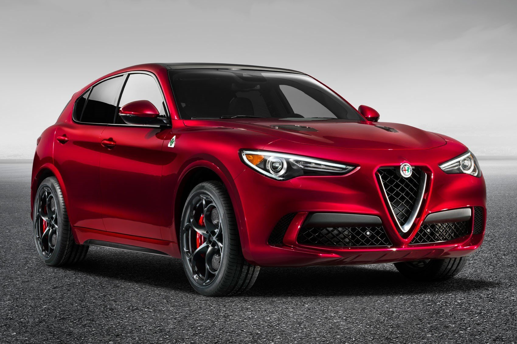 Latest New Alfa Romeo Stelvio Quadrifoglio Suv Revealed Latest Free Download