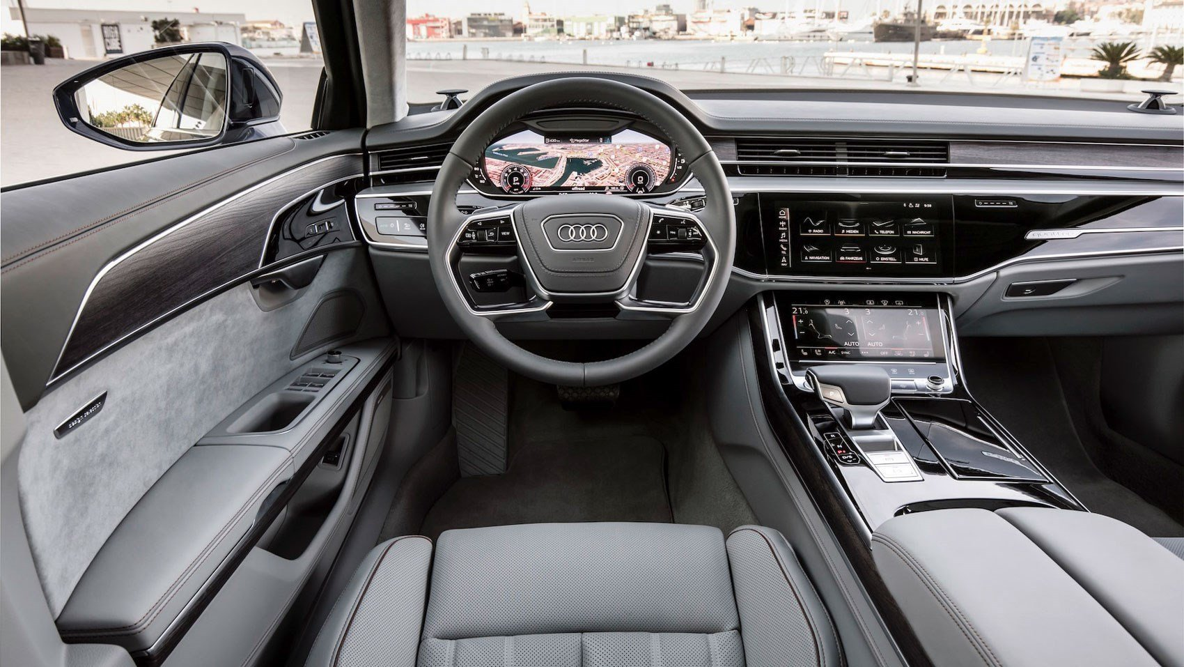 Latest Audi A8 2017 Review Car Magazine Free Download