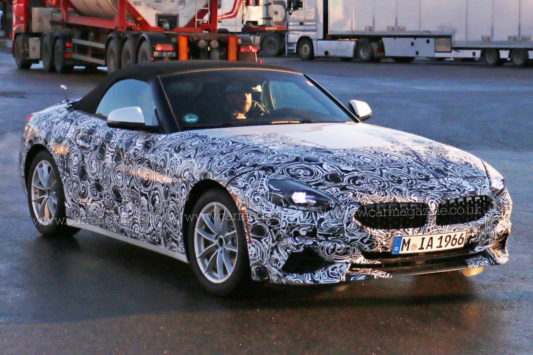 Latest New Bmw Z4 Roadster The Car Briefing Car Magazine Free Download