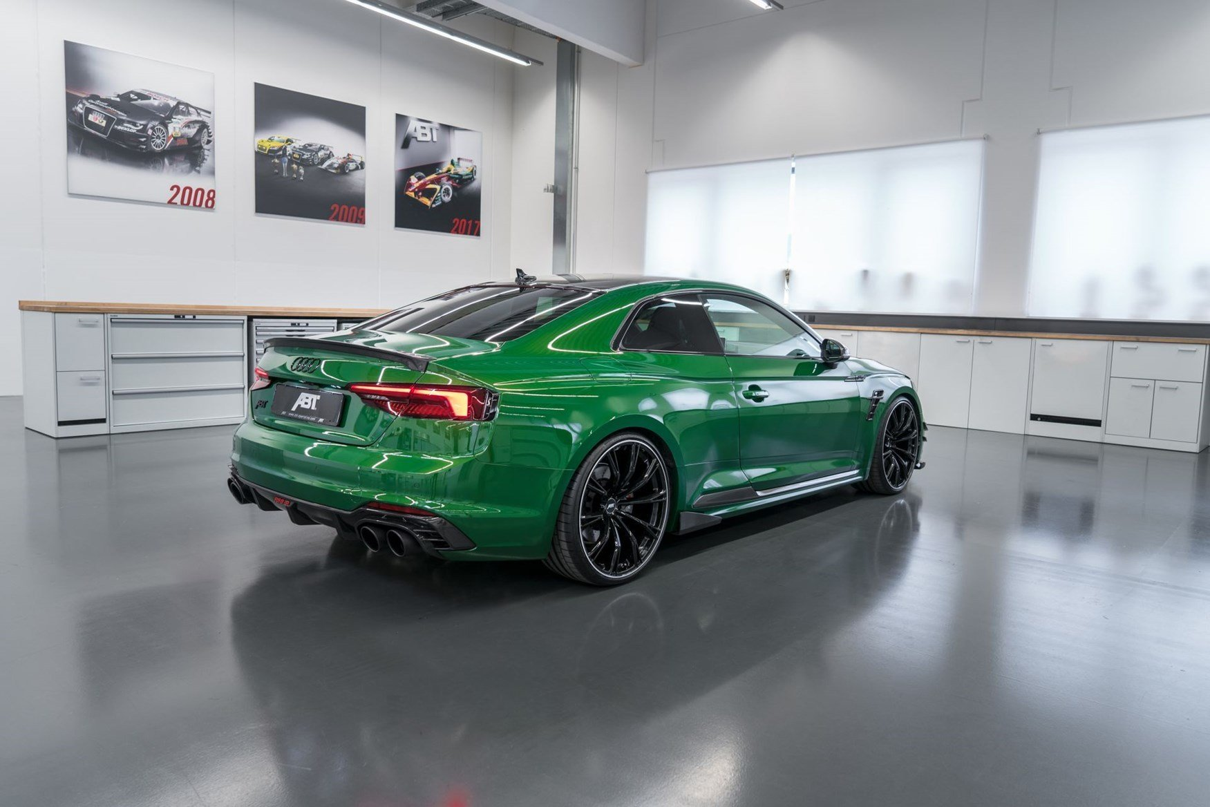 Latest Meet The Abt Rs5 R For When The Normal Audi Rs5 Isn't Free Download