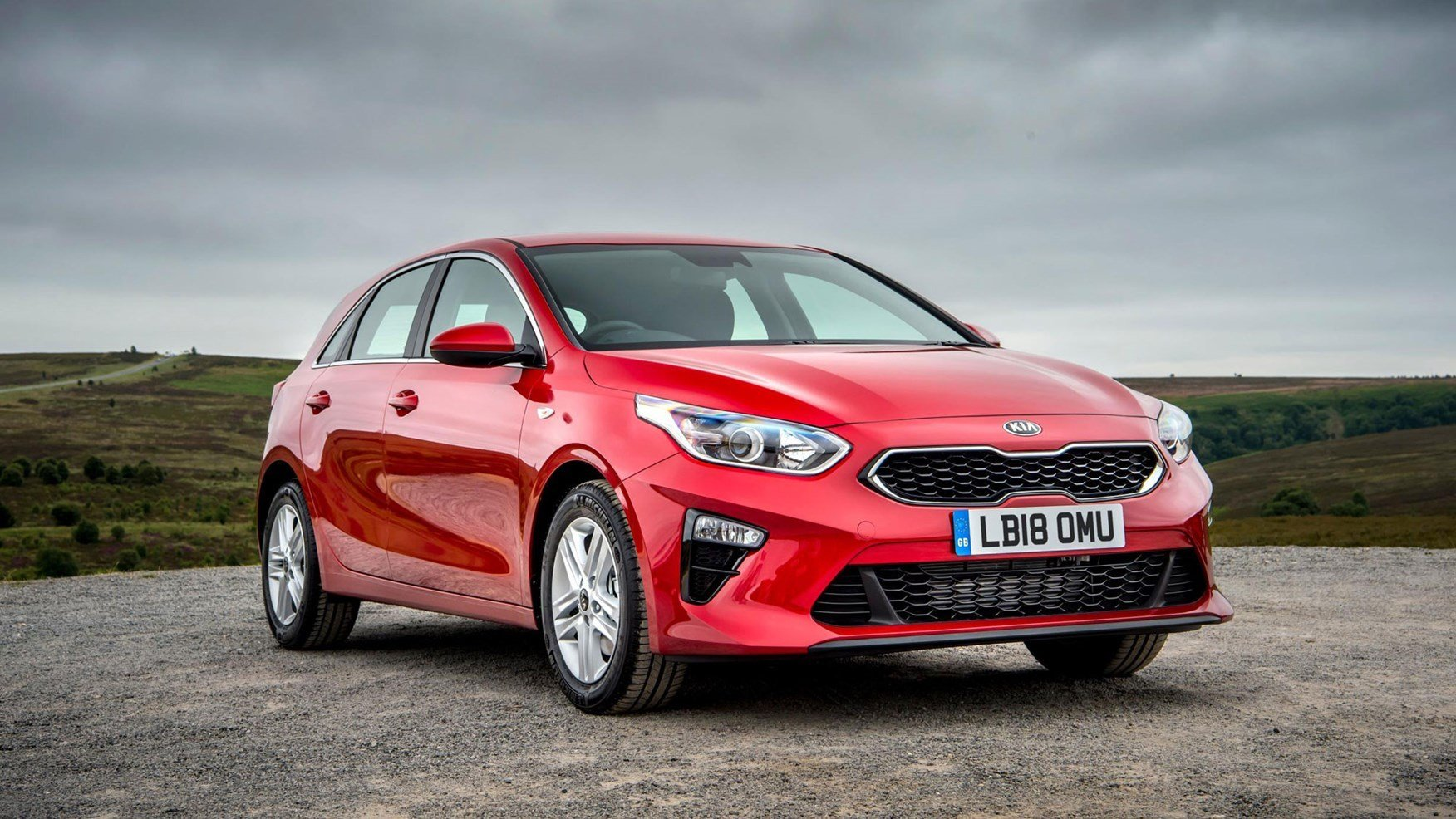 Latest New Kia Ceed Hatch Uk Prices And Specs Revealed Car Free Download