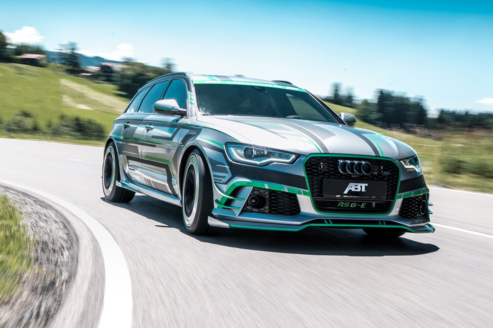 Latest Abt Rs6 E Meet The 1000 Bhp Audi Rs6 Avant Car Magazine Free Download