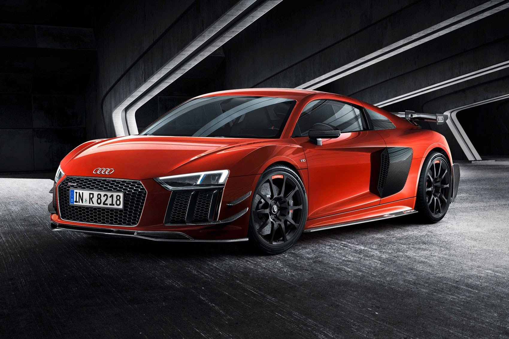 Latest Ultra Exclusive Audi R8 Performance Parts Bound For Uk Free Download