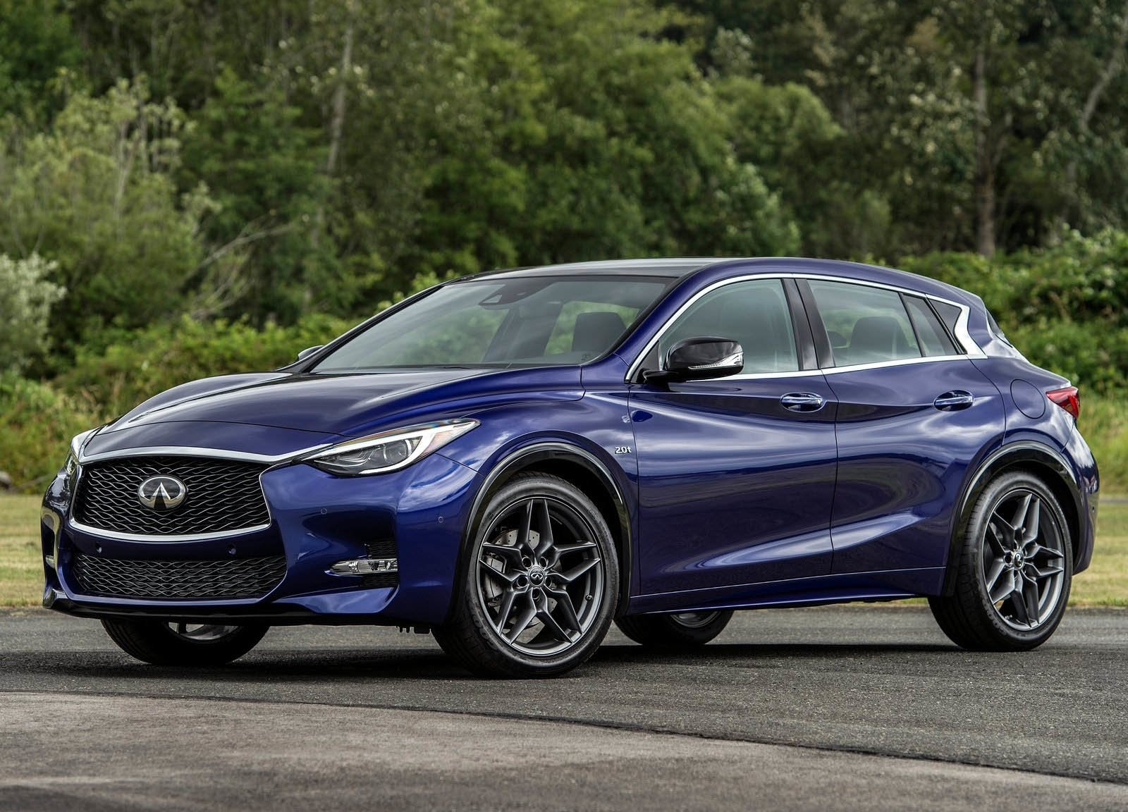 Latest Infiniti Considering Q30 Hybrid Hot Hatch Carscoops Free Download
