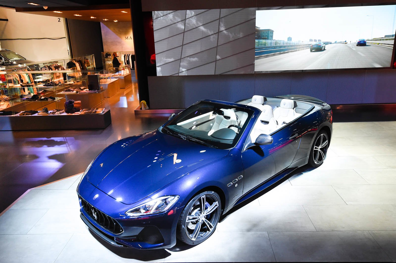 Latest Maserati Hits Frankfurt With Full Revised Lineup Carscoops Free Download