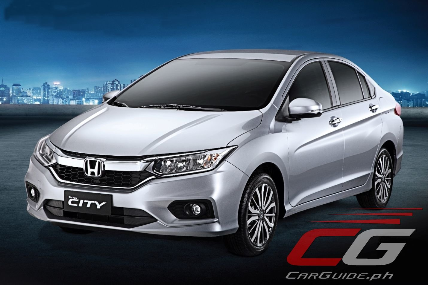 Latest Honda Refreshes City For 2017 The Smartest Choice W Free Download
