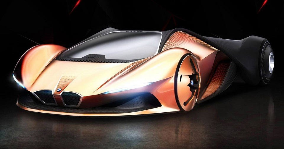 Latest This Bmw M1 Shark Concept Study Come From The Year 2080 Free Download