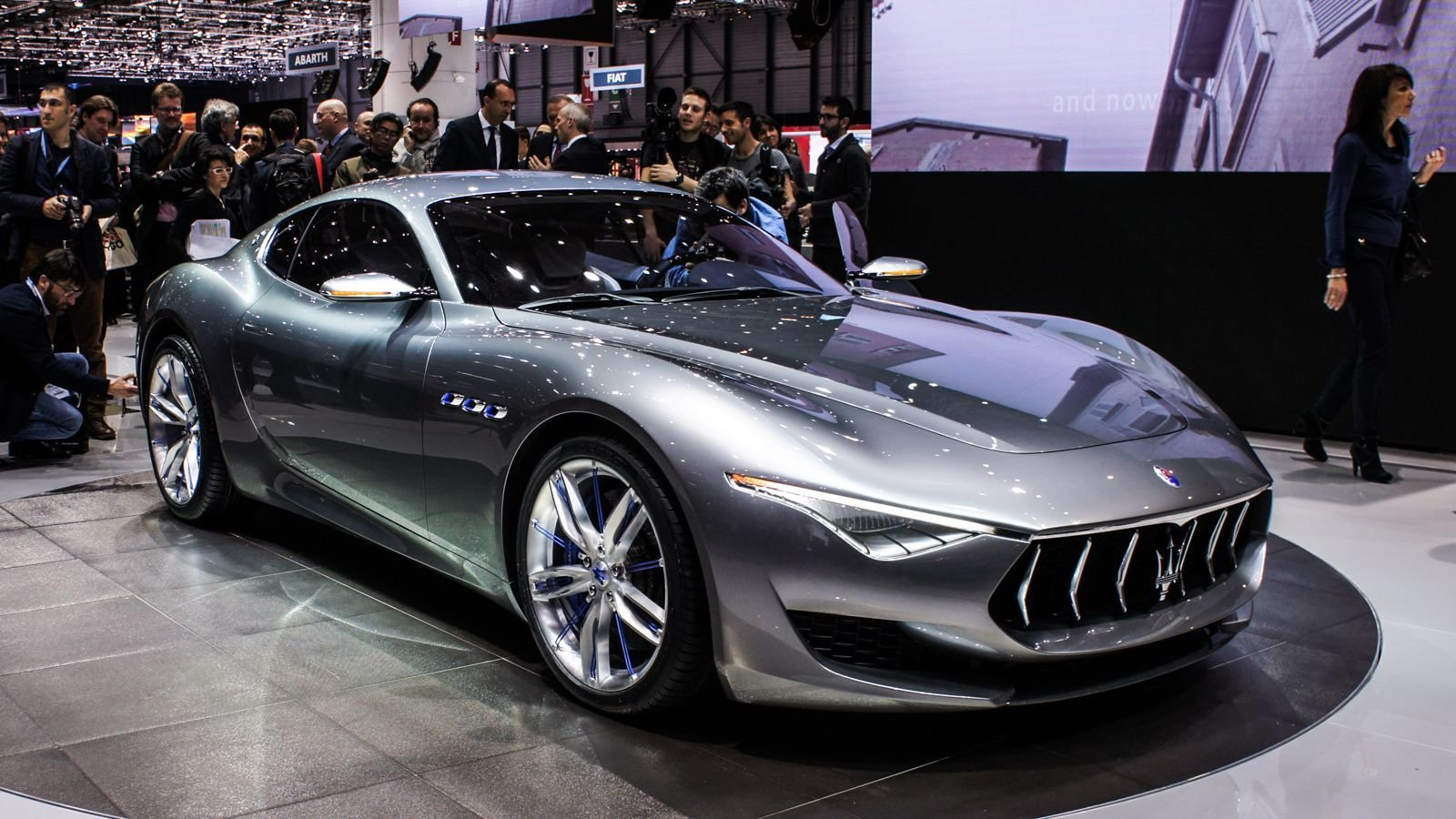 Latest Maserati Alfieri Concept Is One Heckuva 100Th Birthday Free Download