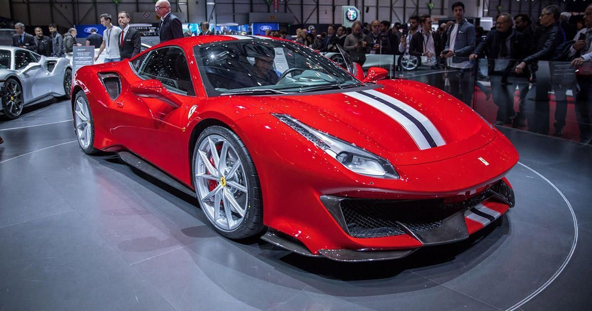Latest Will The 488 Pista Be Ferrari S Greatest Car Ever Video Free Download