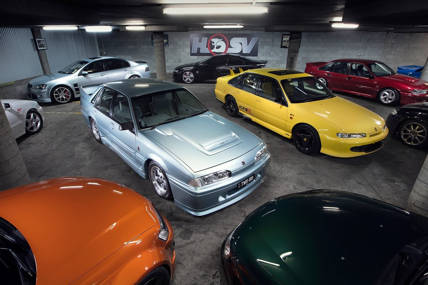 Latest Australia's Best Hsv Collection Free Download