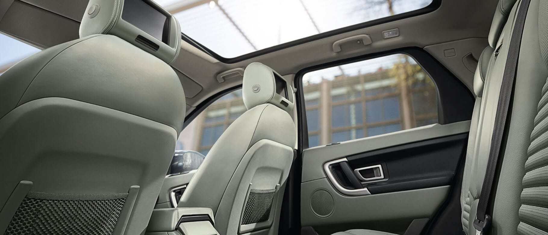 Latest Tour The 2017 Land Rover Discover Sport Interior Free Download