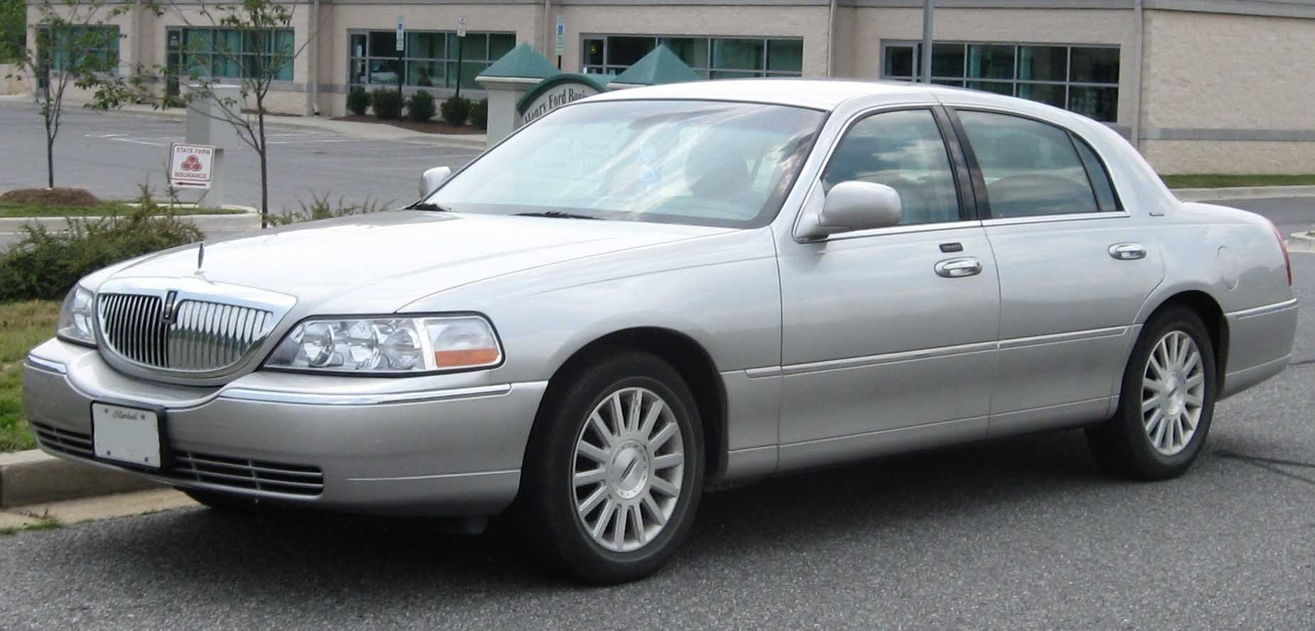 Latest Lincoln Town Car Wikipedia Free Download