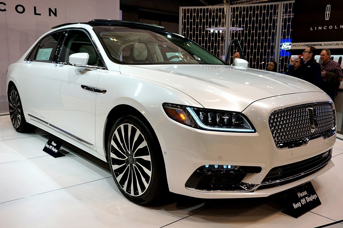 Latest Lincoln Continental Wikipedia Free Download