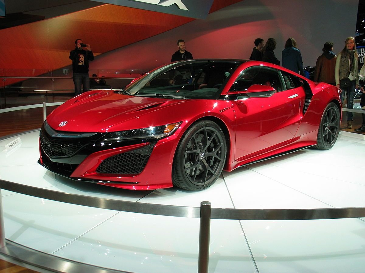 Latest Honda Nsx Second Generation Wikipedia Free Download