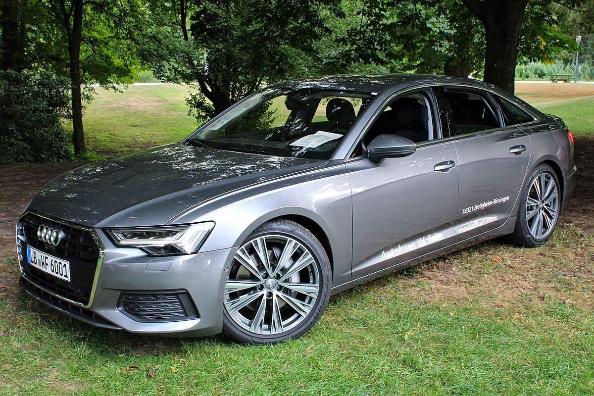 Latest Audi A6 Wikipedia Free Download