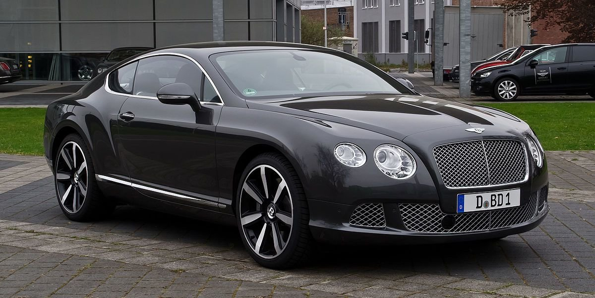 Latest Bentley Continental Gt Wikipedia Free Download