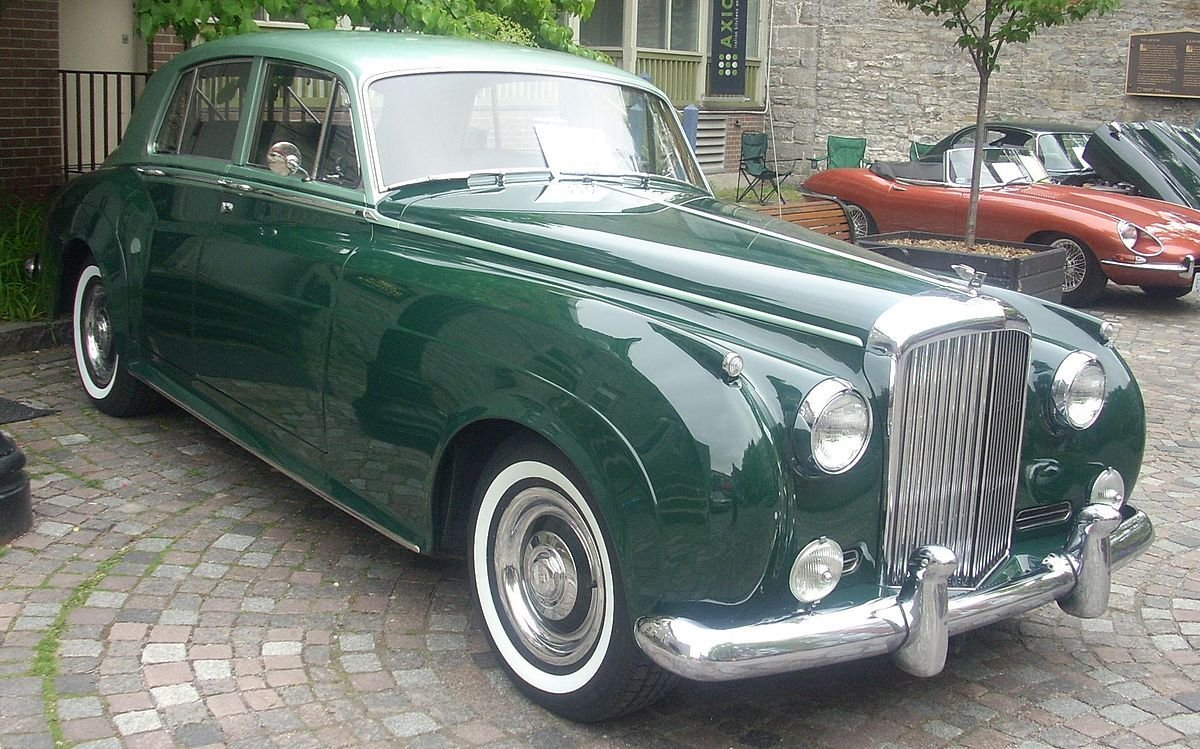 Latest Bentley S1 Wikipedia Free Download