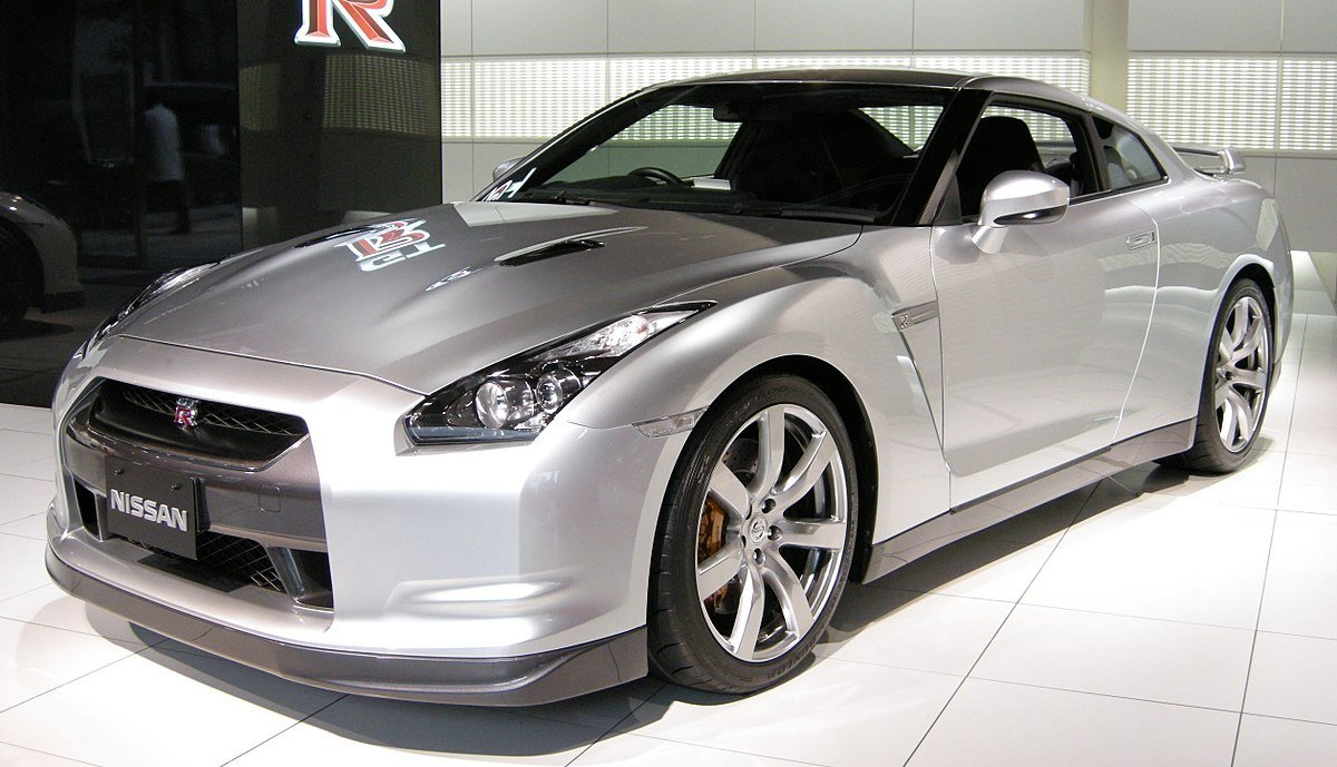 Latest Nissan Gt R — Wikipédia Free Download