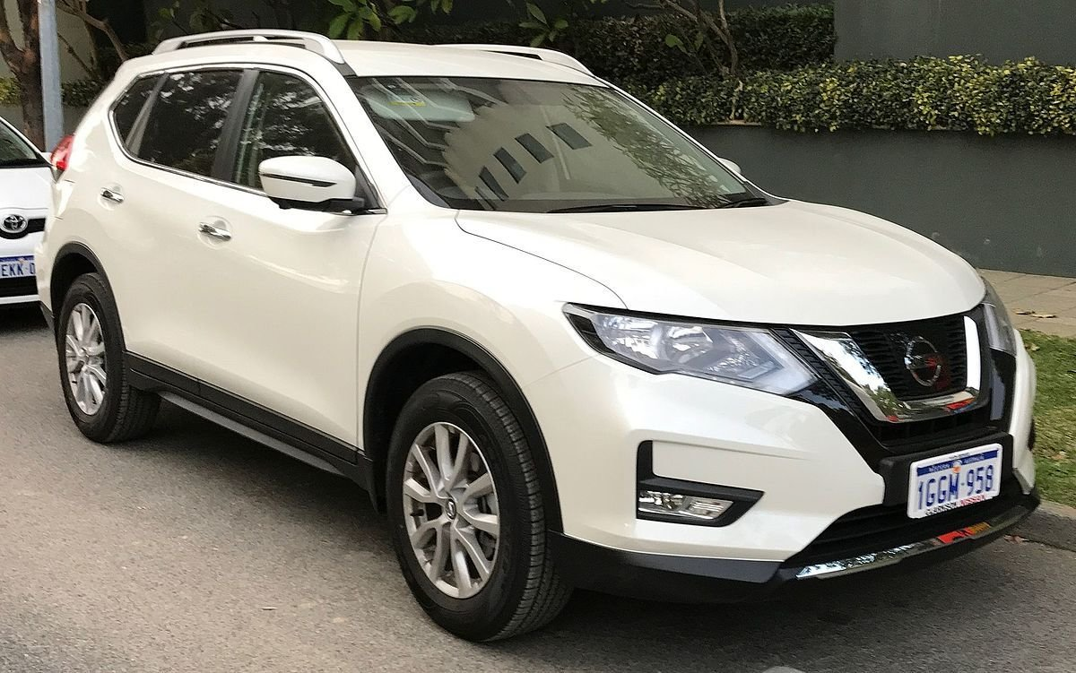 Latest Nissan X Trail Wikipedia Free Download