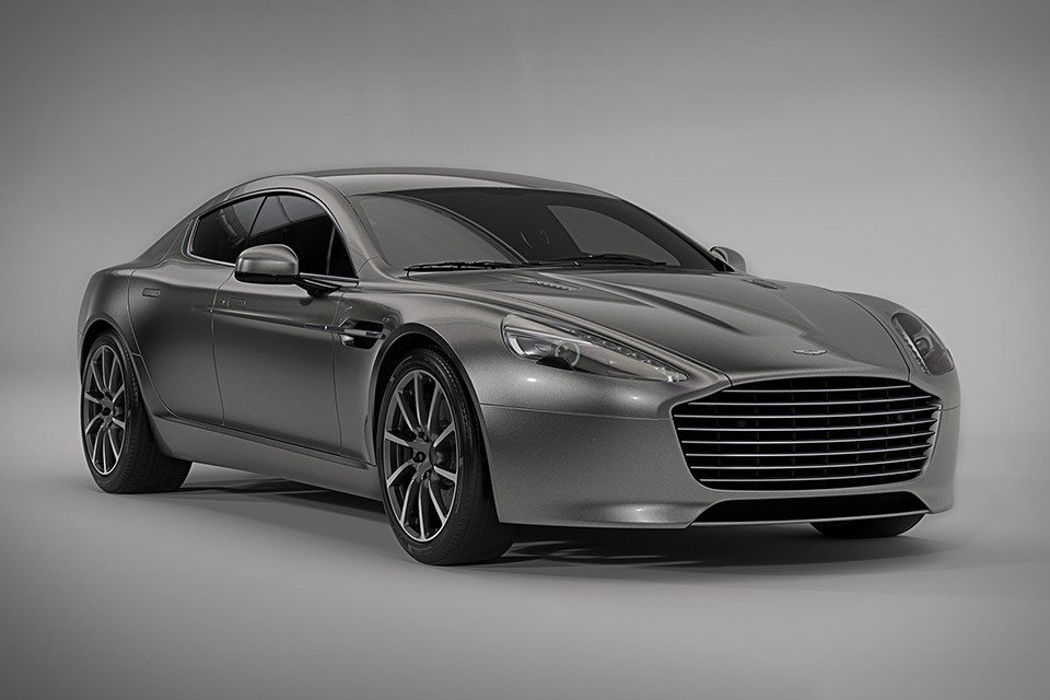 Latest Aston Martin Rapide All Electric Sports Car Uncrate Free Download
