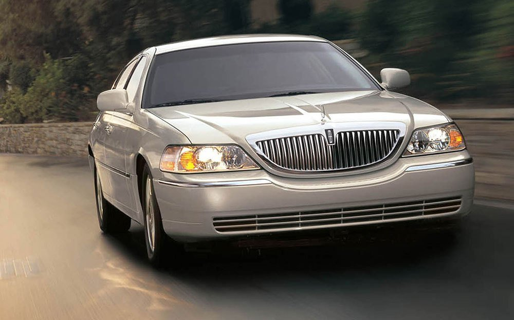Latest The Clarkson Review 2015 Lincoln Town Car Free Download