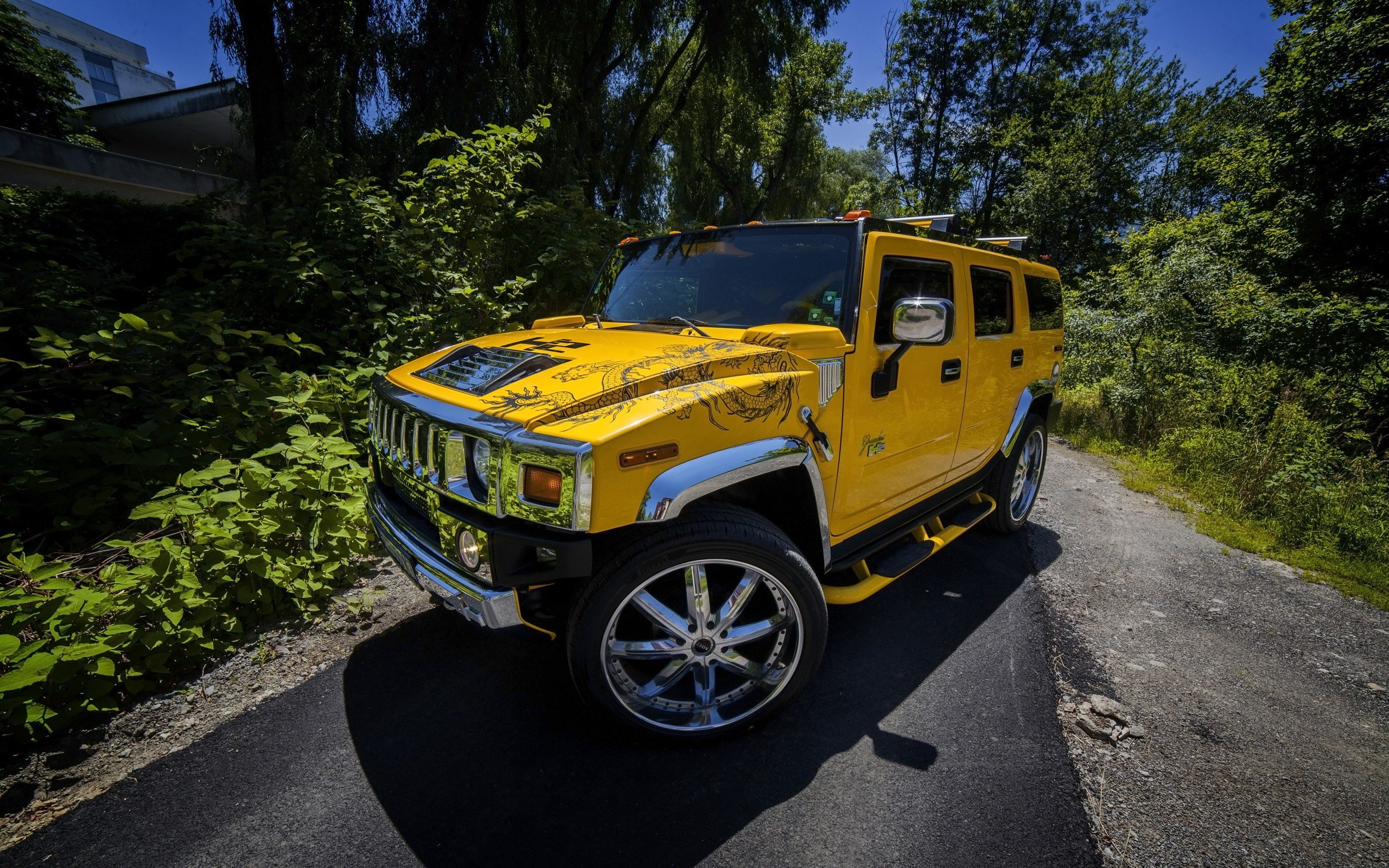 Latest 2014 Vilner Hummer H2 Wallpaper Hd Car Wallpapers Id 4656 Free Download