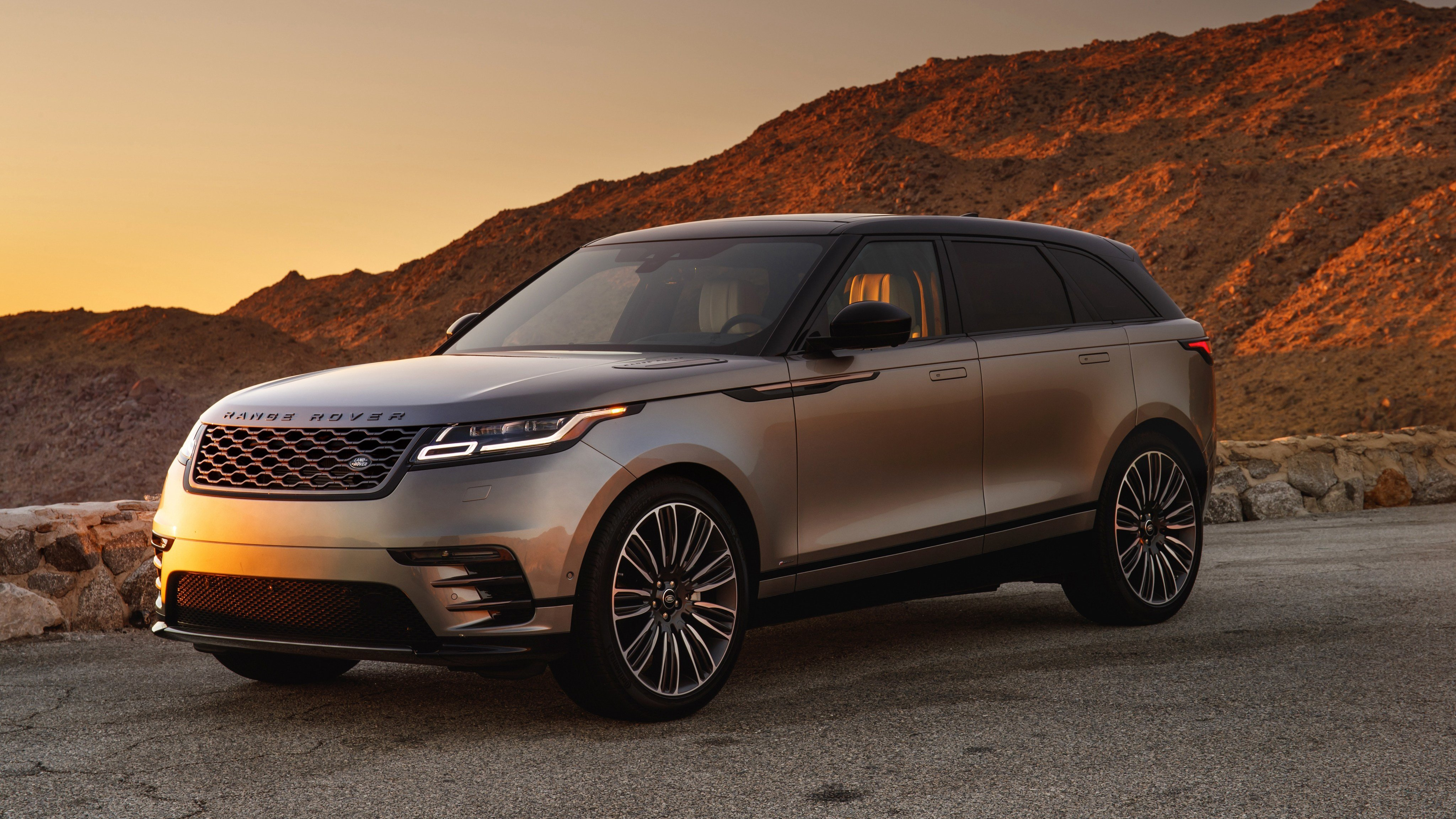 Latest 2018 Range Rover Velar R Dynamic P380 Hse First Edition 4K Free Download