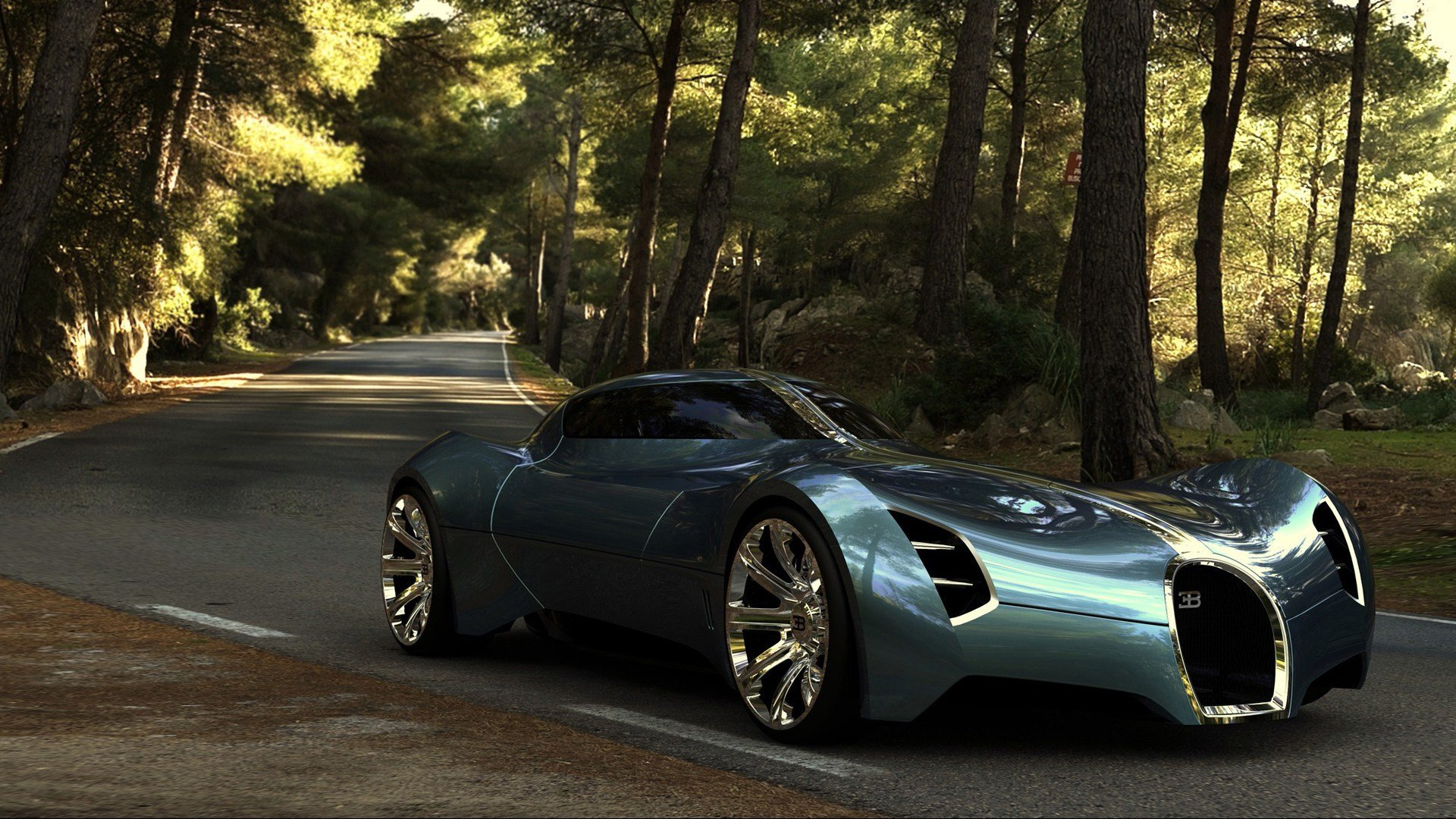 Latest The Bugatti Concept That Will Bl*W Your Mind Automotive Free Download