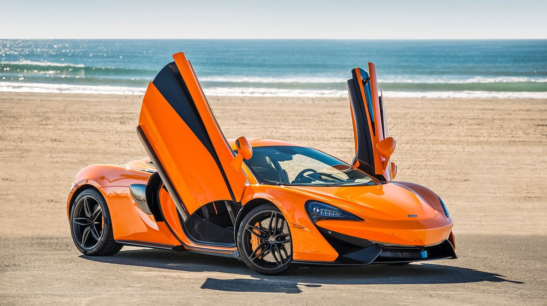 Latest Mclaren 570S Coupe Free Download