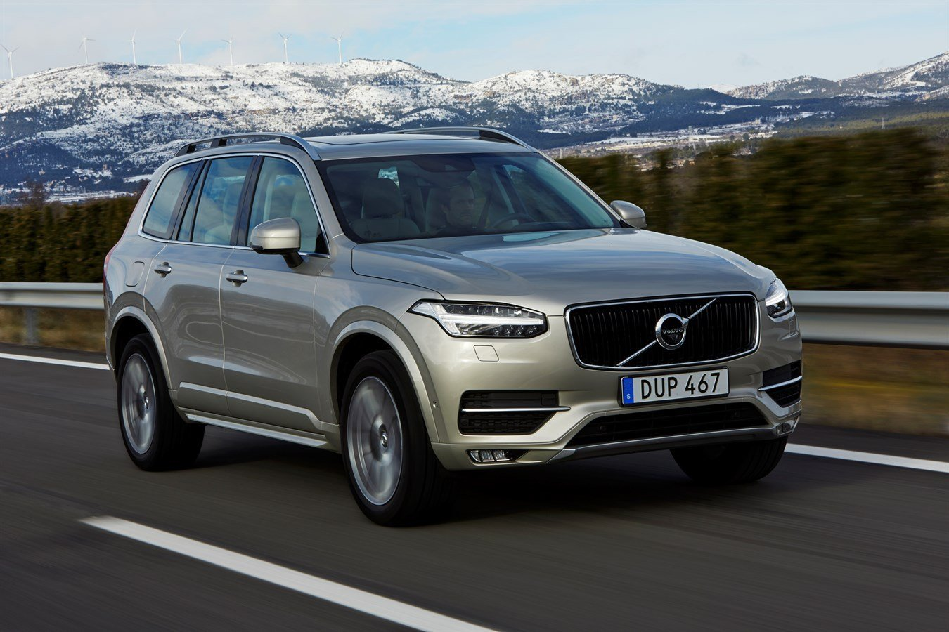 Latest The All New Volvo Xc90 – Model Year 2016 Site Média Free Download