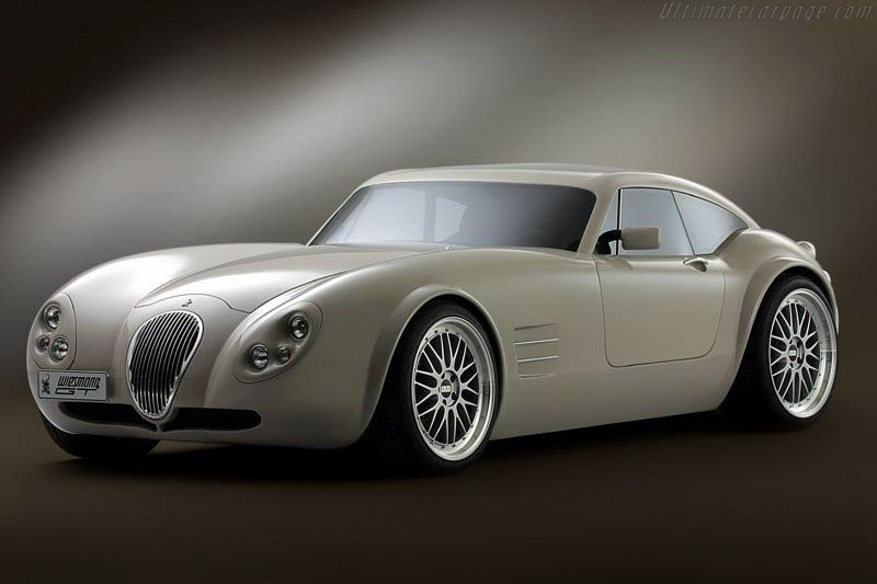 Latest 2002 Wiesmann Gt Concept Images Specifications And Free Download