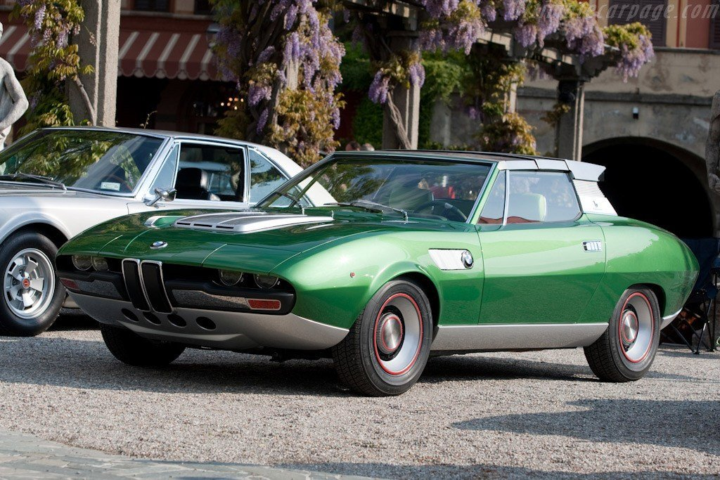 Latest 1969 Bmw 2800 Bertone Spicup Images Specifications And Free Download