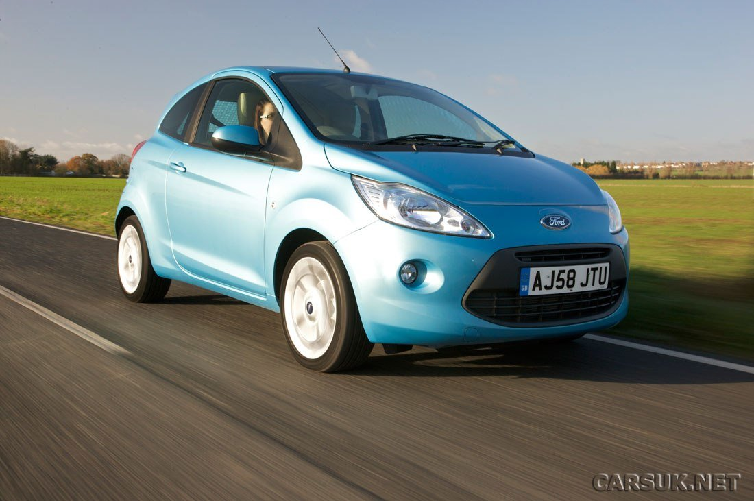Latest 2009 Ford Ka Photo Image Gallery Free Download