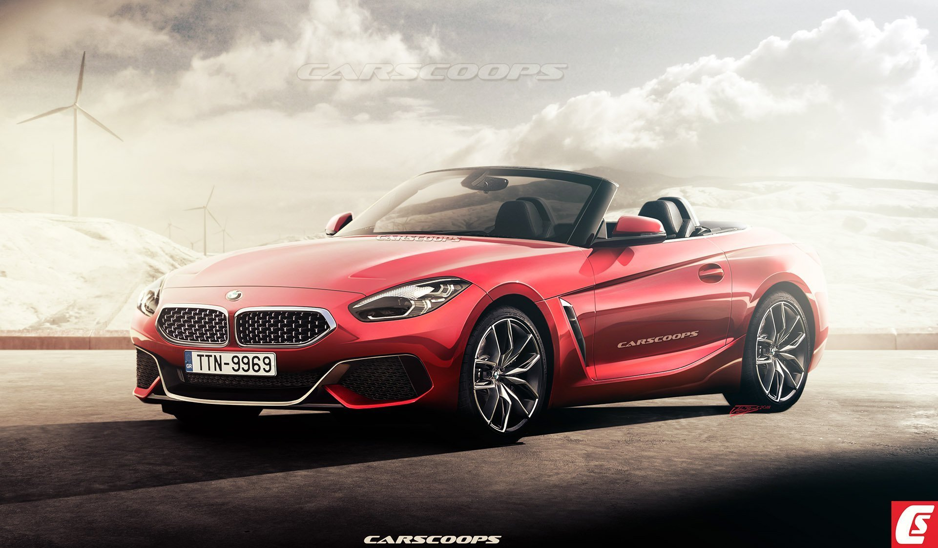 Latest Future Cars 2019 Bmw Z4 Roadster Flips Its Lid Carscoops Free Download