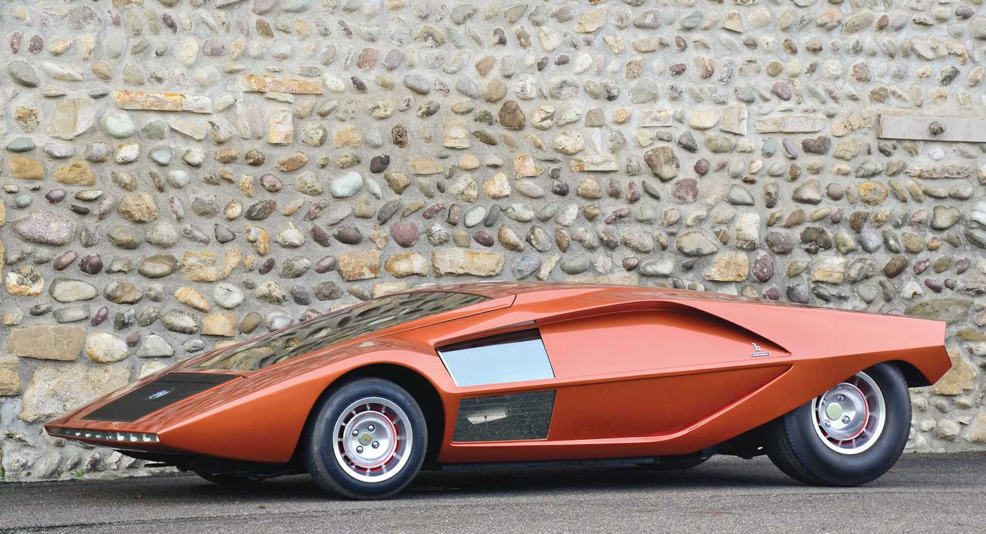 Latest We Hope The New Stratos Looks More Like Bertone S Lancia Free Download