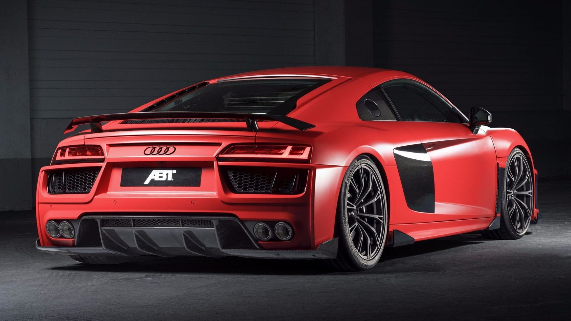 Latest Abt Audi R8 V10 Plus Tuned And Ready For Geneva With 630 Free Download