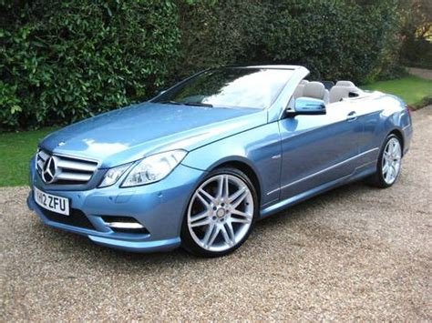 Latest 2012 Mercedes Benz E250 Cdi Blueefficiency Amg Sport Free Download