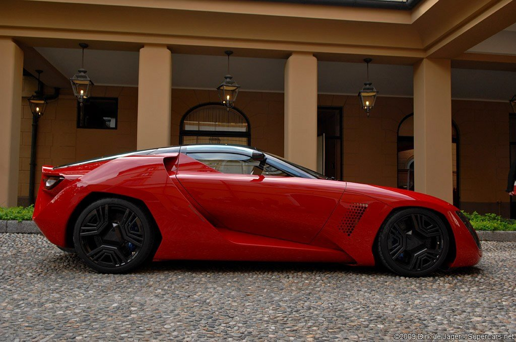 Latest 2009 Bertone Mantide Gallery Gallery Supercars Net Free Download