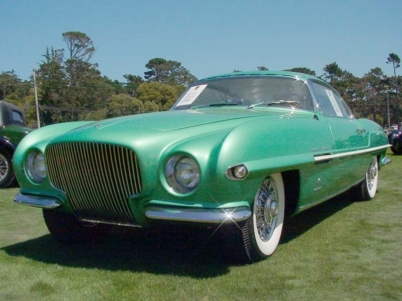Latest 1952 Plymouth Explorer Ghia Sport Coupe Plymouth Free Download