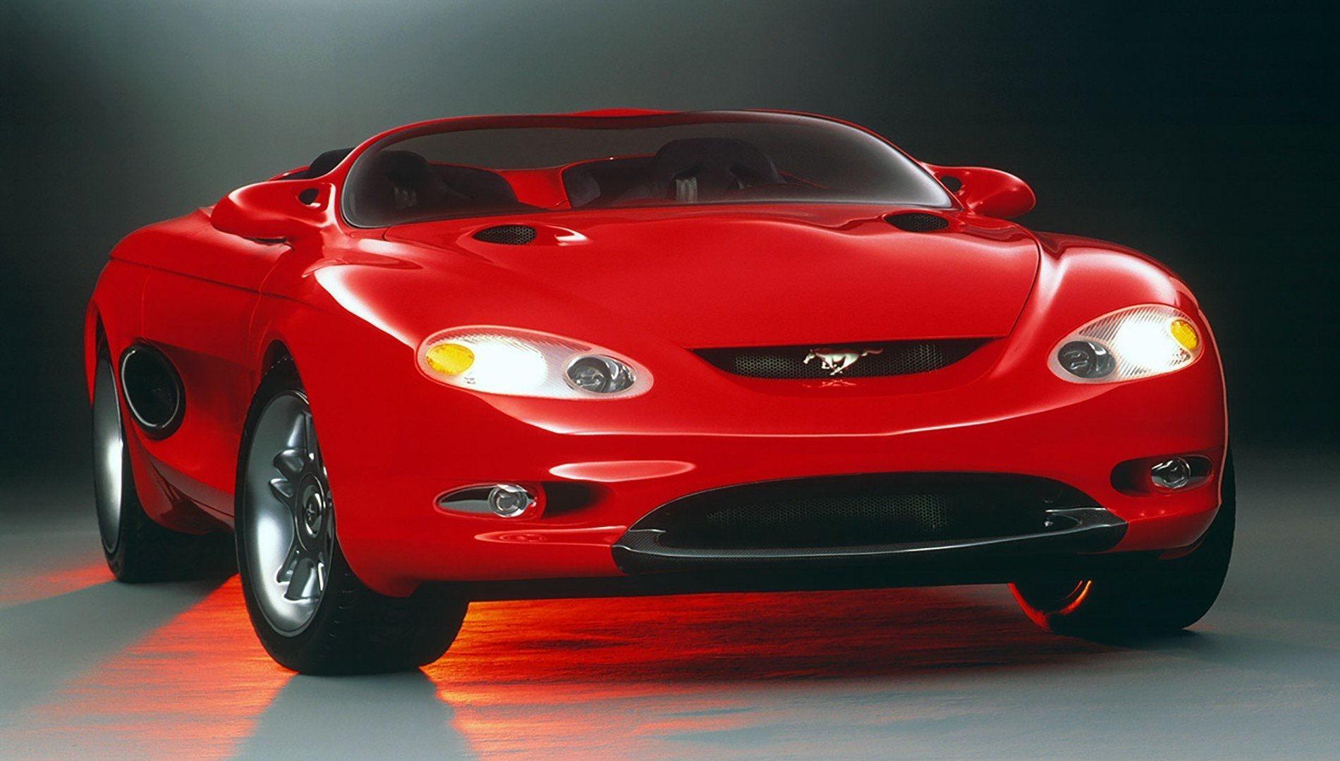 Latest Car Ford Mustang Concept Cars Hd Wallpapers Desktop Free Download