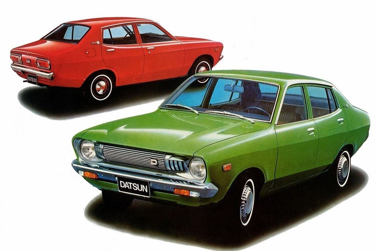 Latest Nissan Sunny B210 Classic Car Review Honest John Free Download