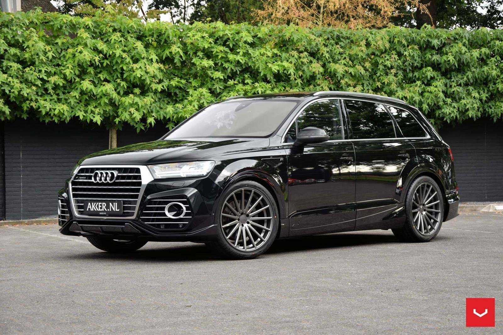 Latest Abt Audi Qs7 Puts On 22 Custom Wheels In The Netherlands Free Download
