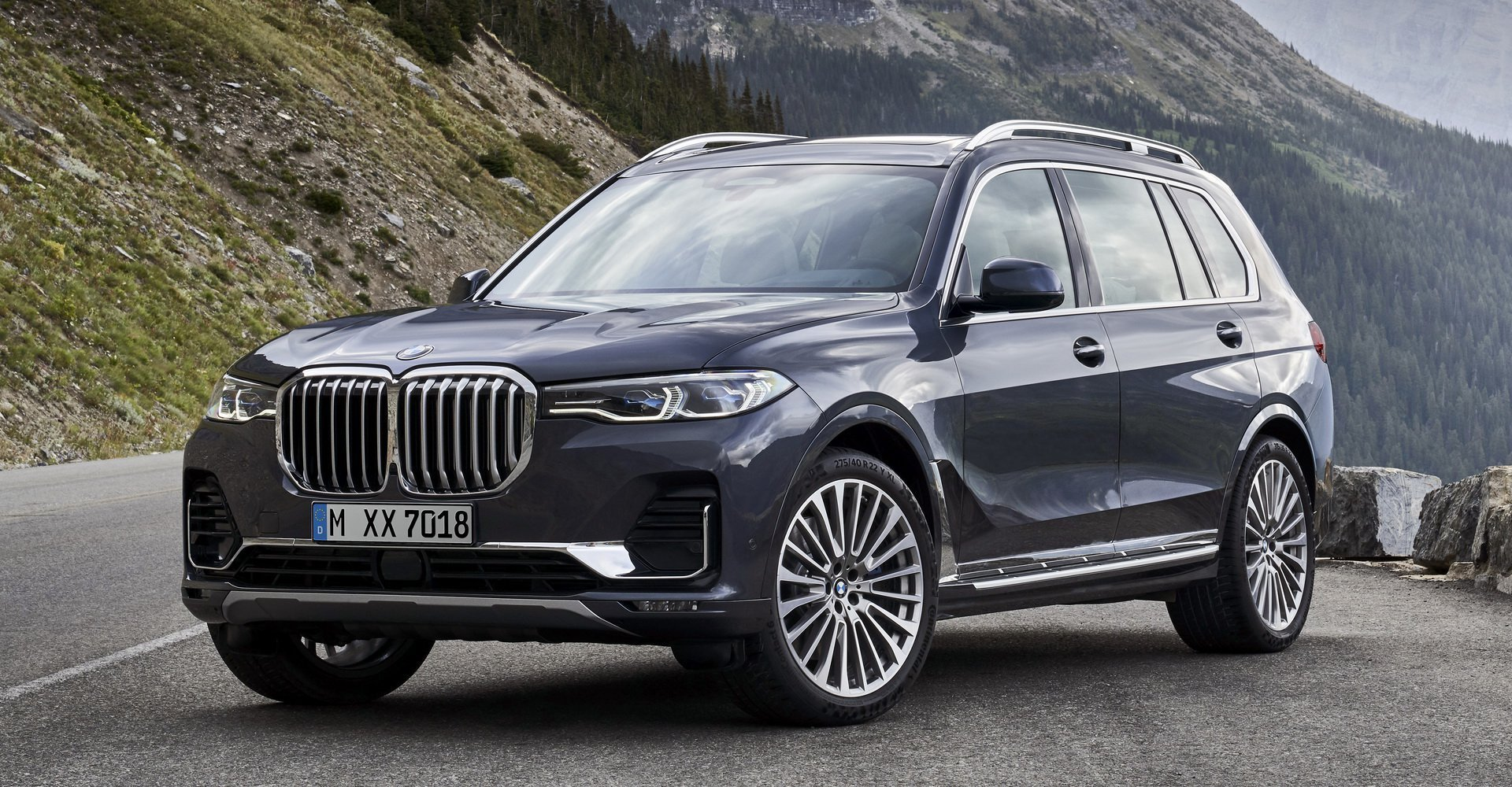 Latest Bmw X7 Vs Mercedes Gls Which Full Size German Luxury Suv Free Download