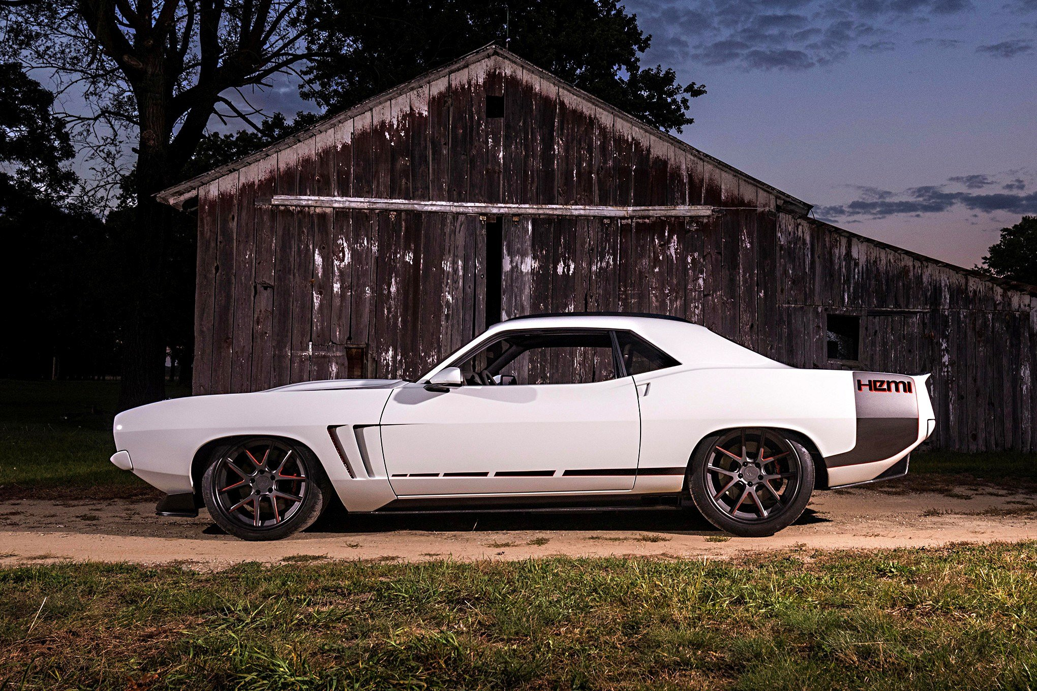 Latest Plymouth Barracuda Hd Wallpaper Background Image Free Download