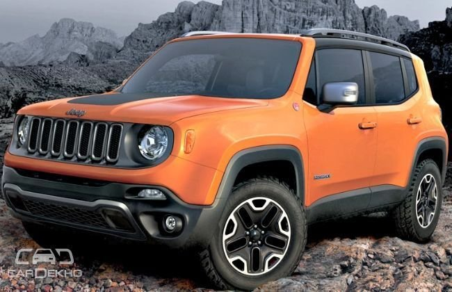 Latest Jeep C Suv Might Be Unveiled In November 2016 Cardekho Com Free Download