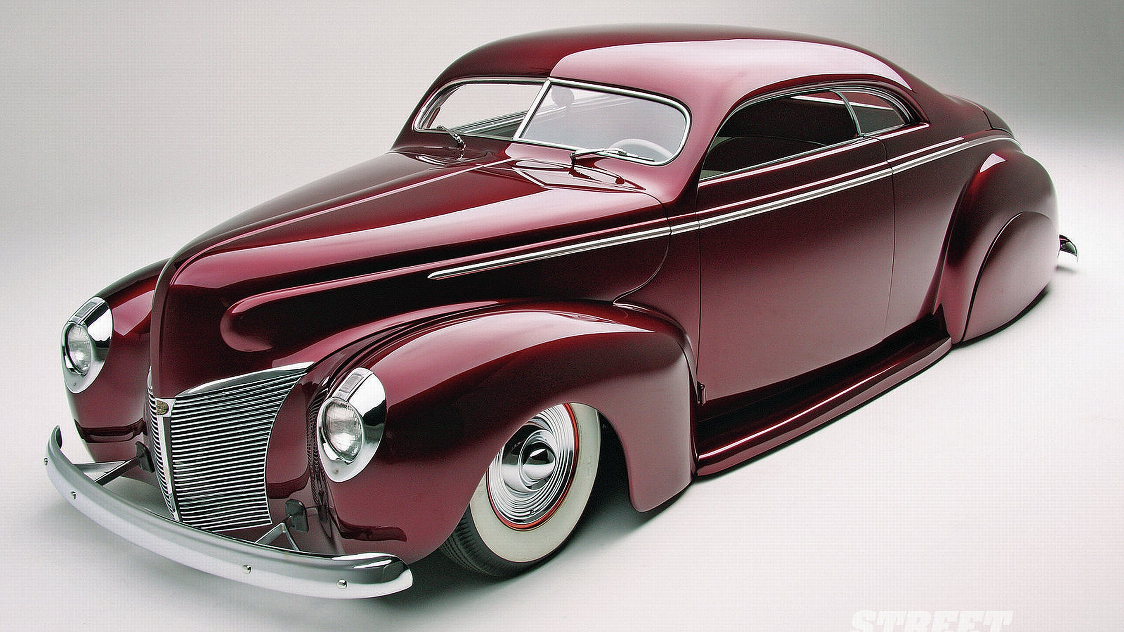 Latest 1940 Mercury Coupe 4K Ultra Hd Wallpaper Background Free Download