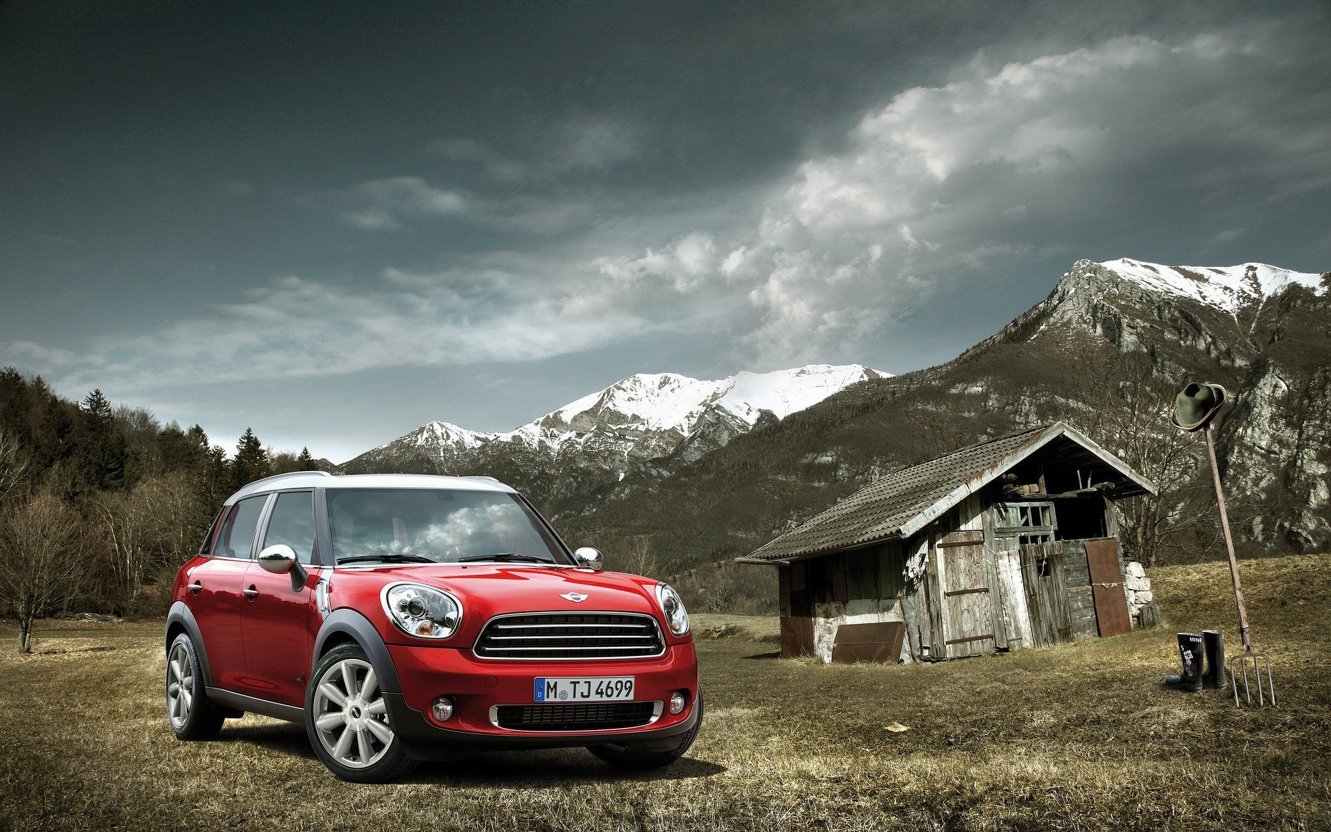 Latest Mini Countryman Full Hd Wallpaper And Background Image Free Download