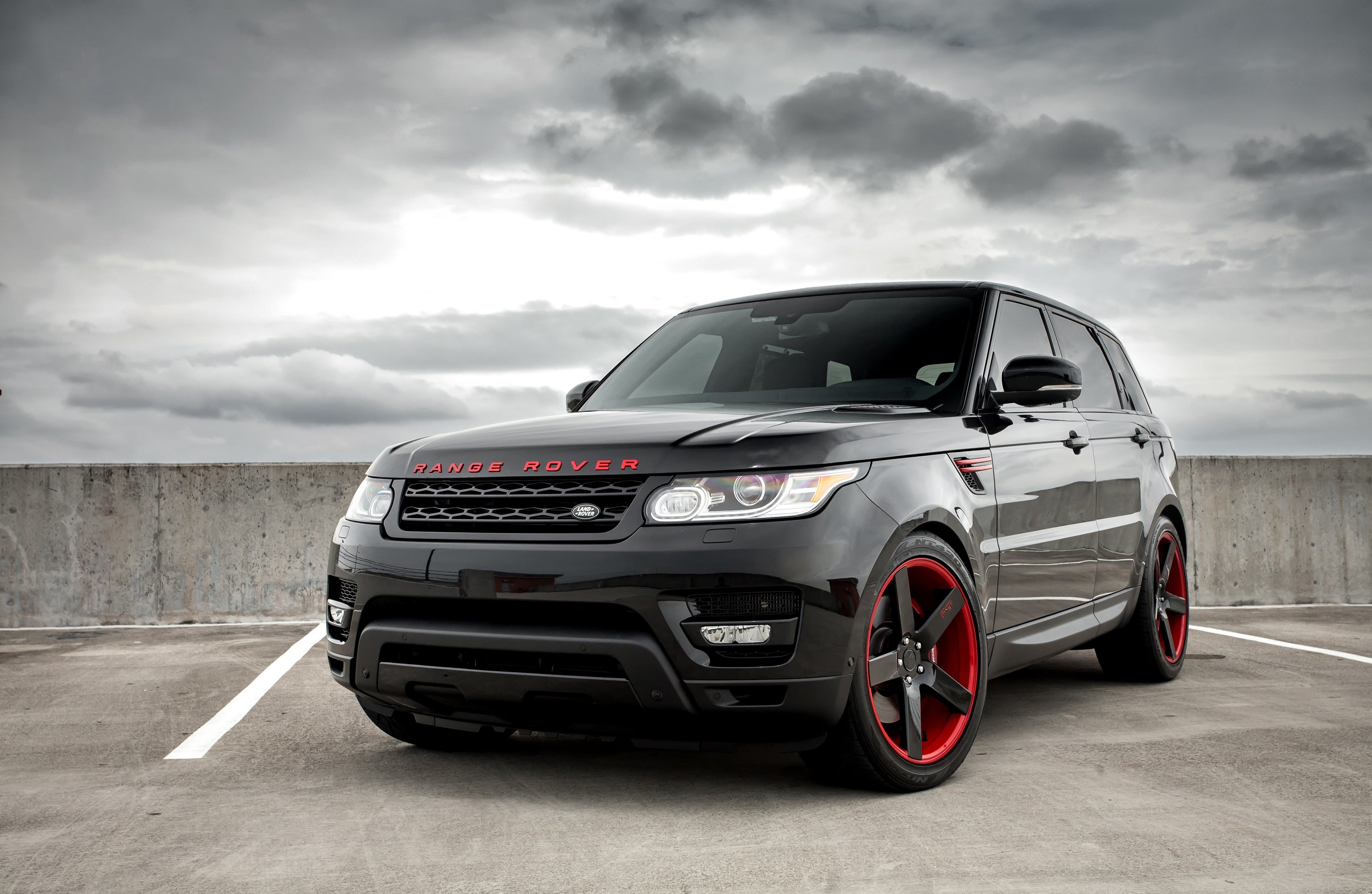 Latest Range Rover 4K Ultra Hd Wallpaper Background Image Free Download