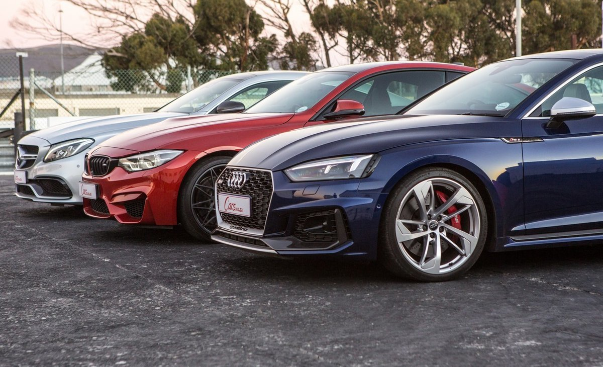 Latest Audi Rs5 Vs Bmw M4 Competition Pack Vs Mercedes Amg C63 S Free Download